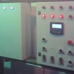 Автоматика водогрейного котла и щит силового оборудования